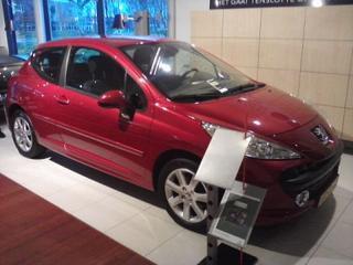 Peugeot 207 XS 1.6-16V VTi (2007)
