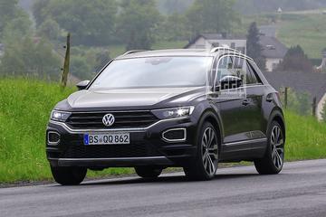 Voor de lens: sportieve Volkswagen T-Roc