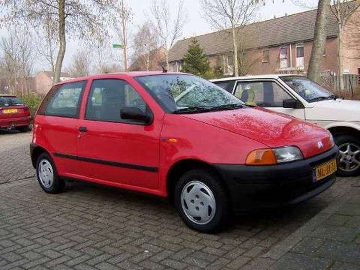 Fiat Punto 55 S (1996) #2