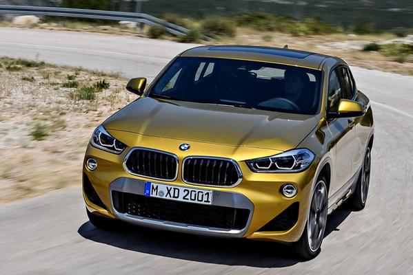 Prijslijst BMW X2 weer uitgebreid