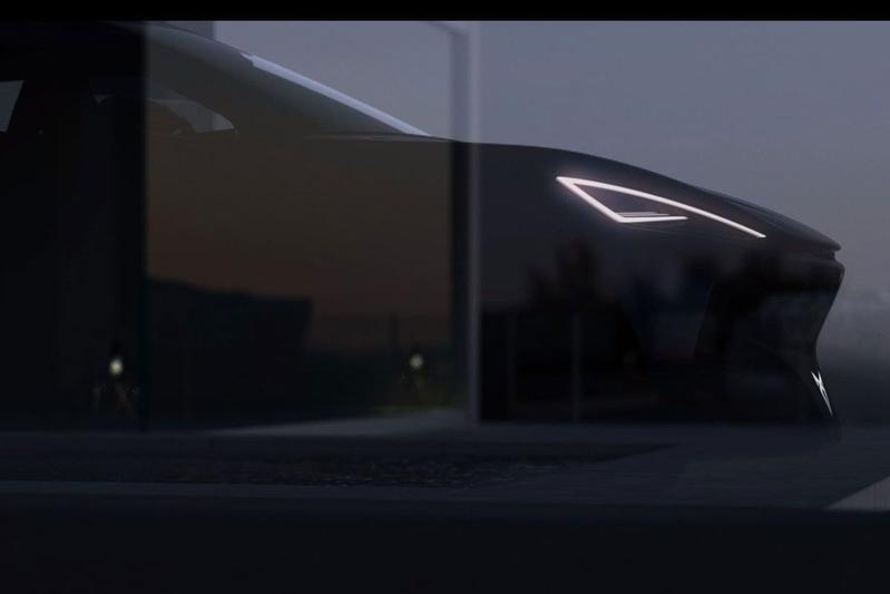 Cupra concept teaser