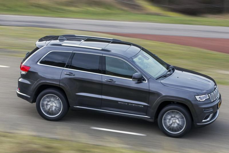Jeep Grand Cherokee CRD - Test