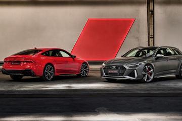Audi RS6 en RS7 krijgen prijs