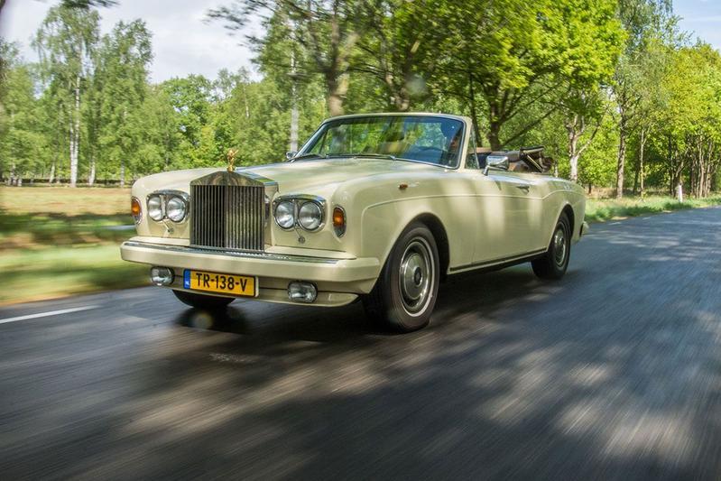 Rolls-Royce Corniche (1981) - Blits Bezit