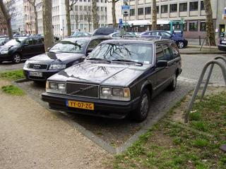 Volvo 740 GLE Estate (1988)