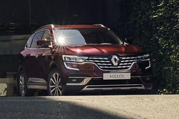 Renault Koleos bijgepunt