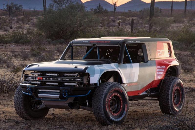 Ford Bronco R Concept