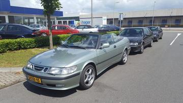 Saab 9-3 Cabriolet SE 2.0 t (2000)