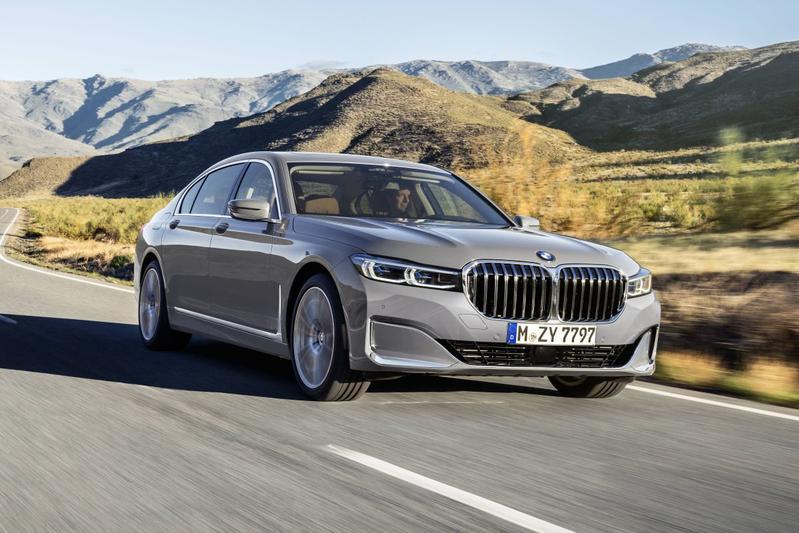 BMW 7-serie - Eerste rijtest