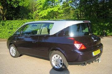 Renault Avantime 2.0 16V Turbo Expression (2002)