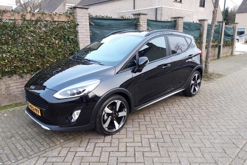 Ford Fiesta 1.0 EcoBoost 125pk Active X (2020)