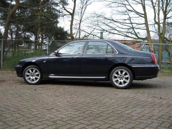 Rover 75 2.0 CDT Club (2000)