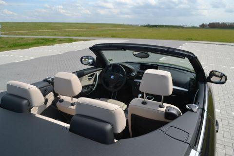 BMW 120i Cabrio High Executive 2012
