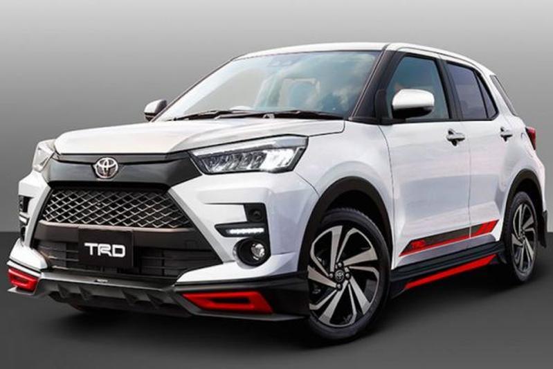 Toyota Raize TRD