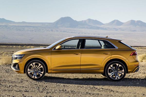 Audi Q8 krijgt nieuwe motorversies