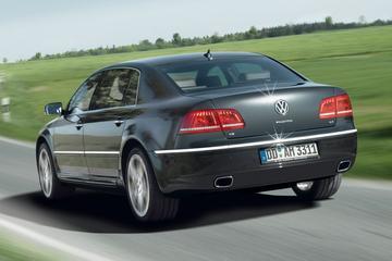 Komst nieuwe Volkswagen Phaeton uitgesteld
