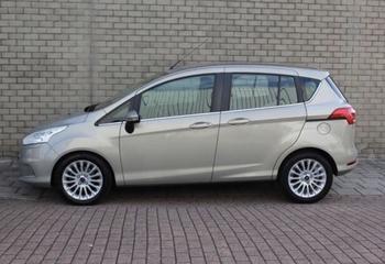 Ford B-MAX 1.0 EcoBoost 100pk Titanium (2013)