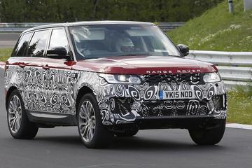 Hebbes: facelift voor Range Rover Sport