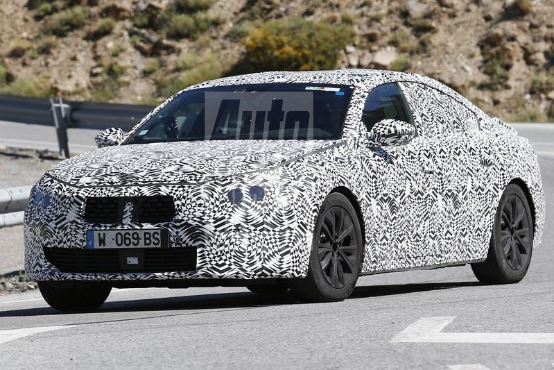 'Nieuwe Peugeot 508 naar Genève'