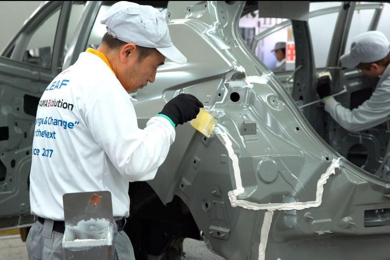 Nissan productie Japan