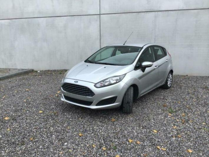 Ford Fiesta 1.0 65pk Champions Edition (2013)