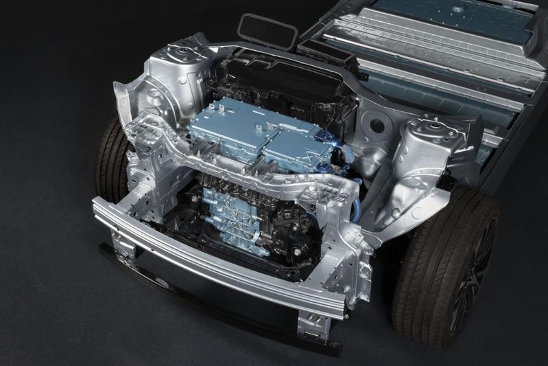 Renault Nissan CMF-EV