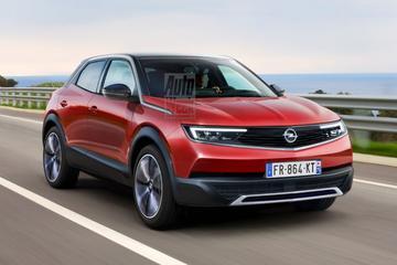 Blik to the Future: Opel Mokka X
