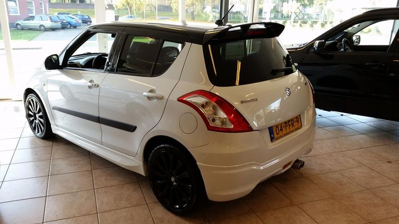 Suzuki Swift 1.2 Exclusive (2011)