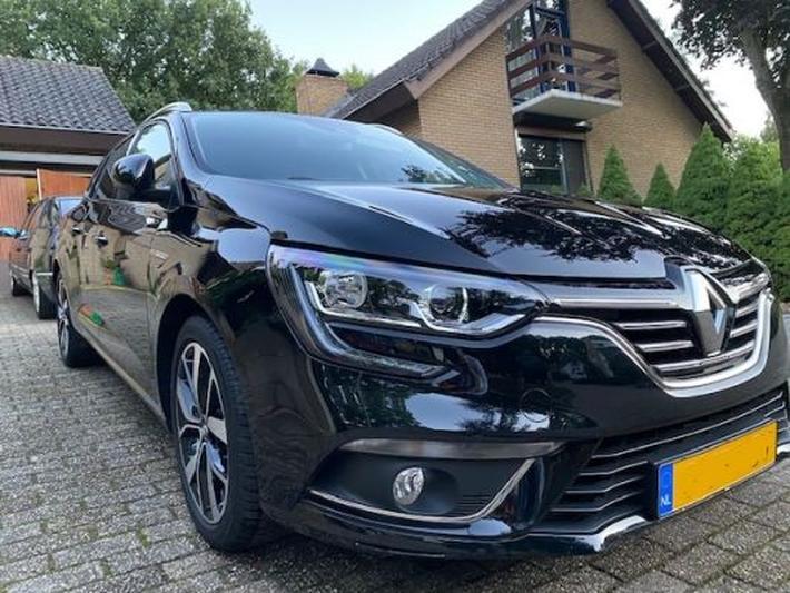 Renault Mégane Estate TCe 140 Bose (2019)