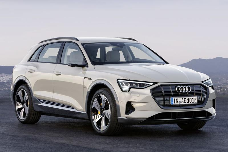 Audi e-tron 50 quattro Launch Edition Plus (2019)