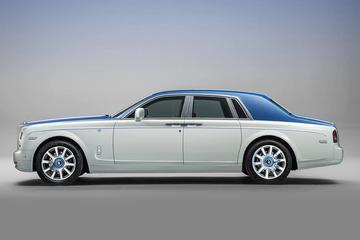 Rolls-Royce toont one-off van Phantom
