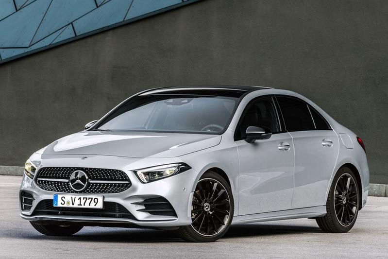 Mercedes-Benz A 180 d Business Solution AMG (2019)