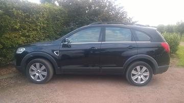 Chevrolet Captiva 3.2 Executive (2008)