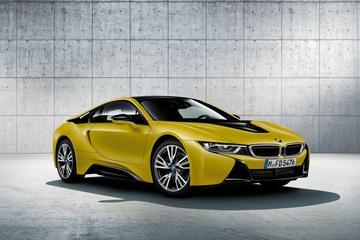 Speciale edities BMW i8 naar Genève