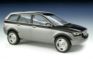 Volvo Adventure Concept Car (2001)