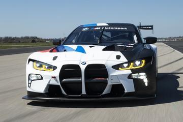 BMW M4 GT3 is heftige scheurneus