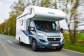 Knaus Live Traveller 600 DKG