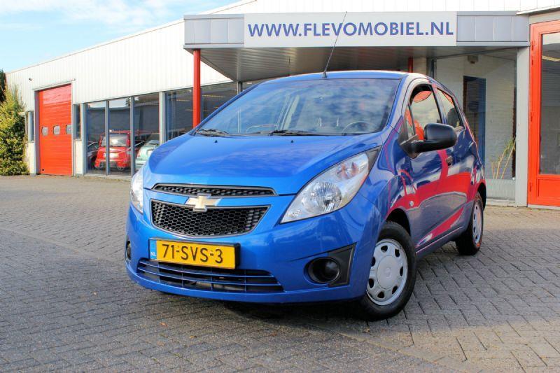Chevrolet Spark 1.0 LE BiFuel (2011)