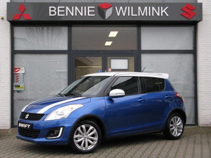 Suzuki Swift 1.2 S-Edition Stop  Start (2014)