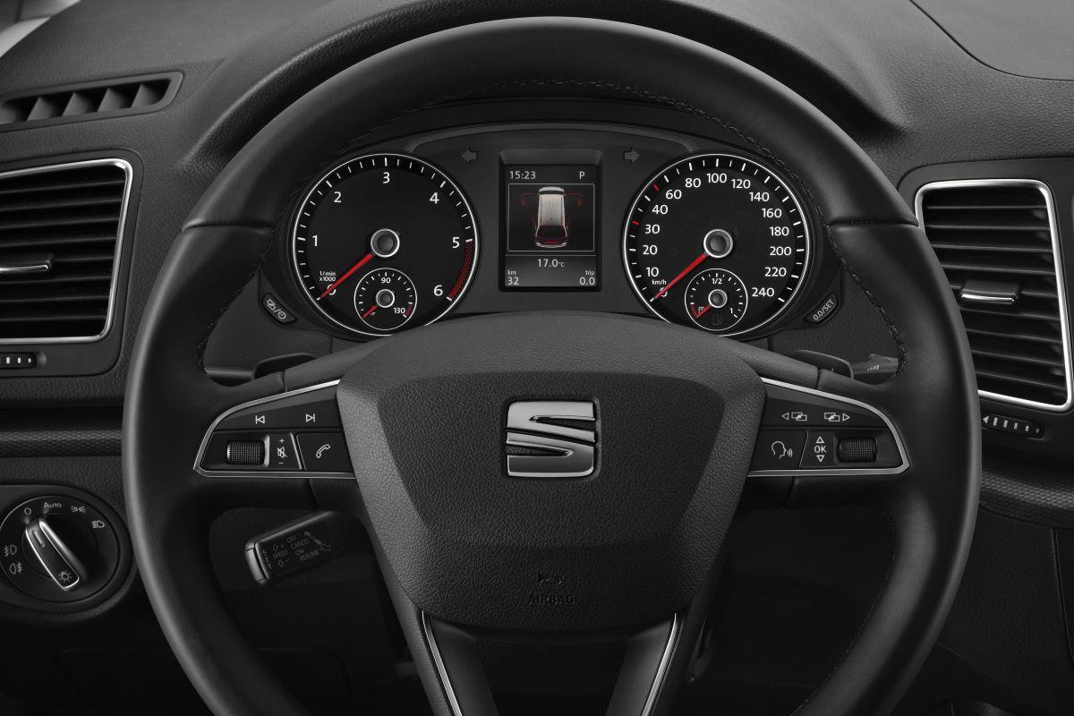 SEAT Alhambra Facelift (2015) 13