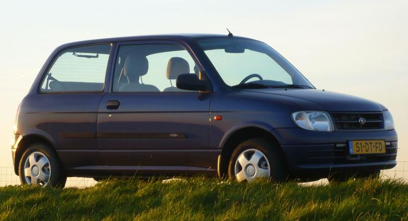 Daihatsu Cuore STi-12V (1999)