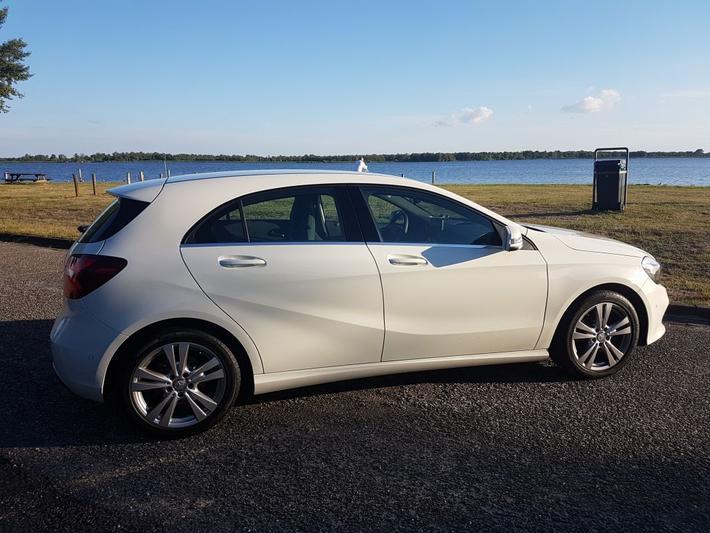 Mercedes-Benz A 180 Ambition (2017)