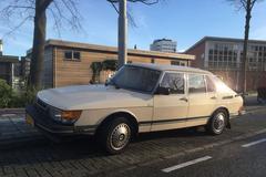 In het wild: Saab 900 (1984)