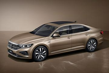 Volkswagen Passat onder het mes