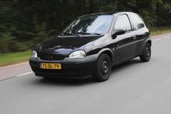 Opel Corsa 1.4i – 1998 – 351.339 km - Klokje Rond