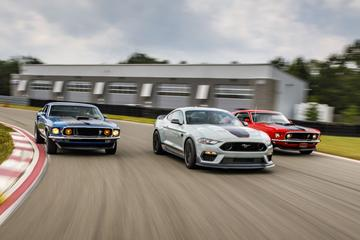 'Nieuwe Ford Mustang krijgt andere basis en lange adem'