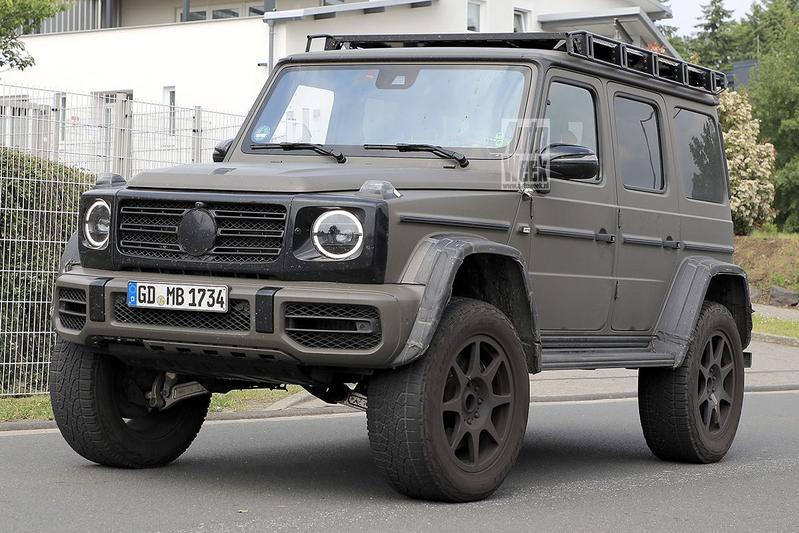Mercedes-Benz G-klasse 4x42