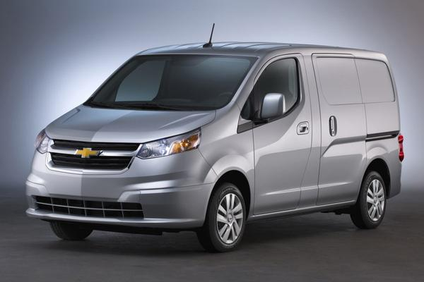 De Tweeling: Nissan NV200 - Chevrolet City Express