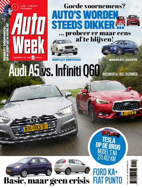 AutoWeek 1 2017