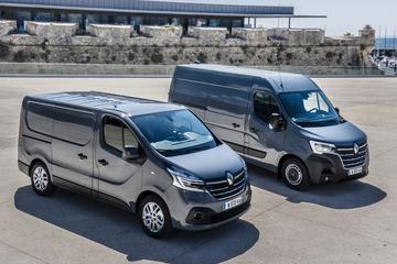 Dit kosten de Renault Master en Trafic